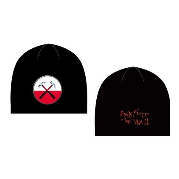 Pink Floyd - The Wall Hammers Logo Beanie Hat