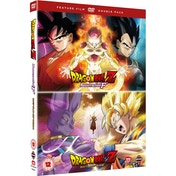 Dragon Ball Z: Battle Of Gods/Resurrection F DVD