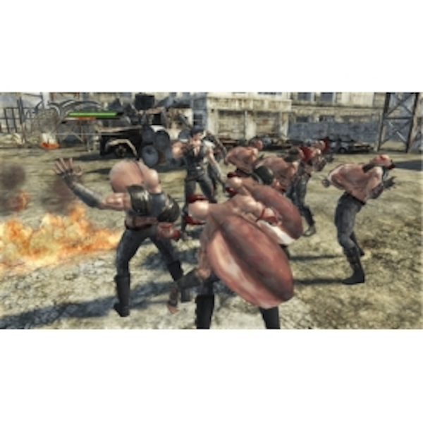 Fist Of The North Star Kens Rage Game Xbox 360 - Image 5