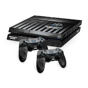 Official Newcastle United FC PS4 Console Skin and 2x Controller Skin Combo Pack