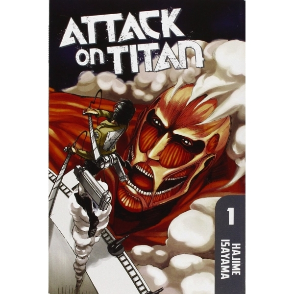 Image of Attack On Titan 1 Paperback