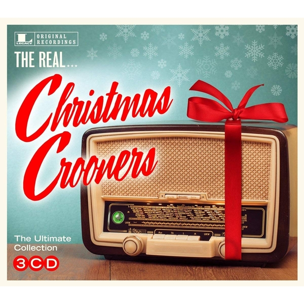 The Real Christmas Crooners CD