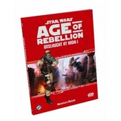 Star Wars Age of Rebellion RPG Onslaught at Arda I Adventure Board Game