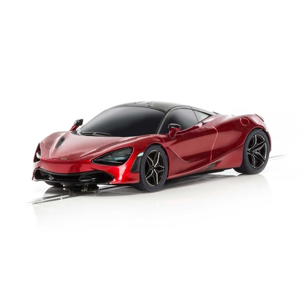McLaren 720S Memphis Red 1:32 Scalextric Super Resistant Car