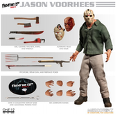 Jason Voorhees (Friday The 13th Part 3) Mezco One:12 Collective Figure