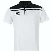 Sondico Precision Polo Youth 11-12 (LB) White/Black