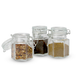 Set of 12 Hexagonal Spice Jars | M&W - Image 4
