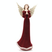 Angel in Red Gown Ornament