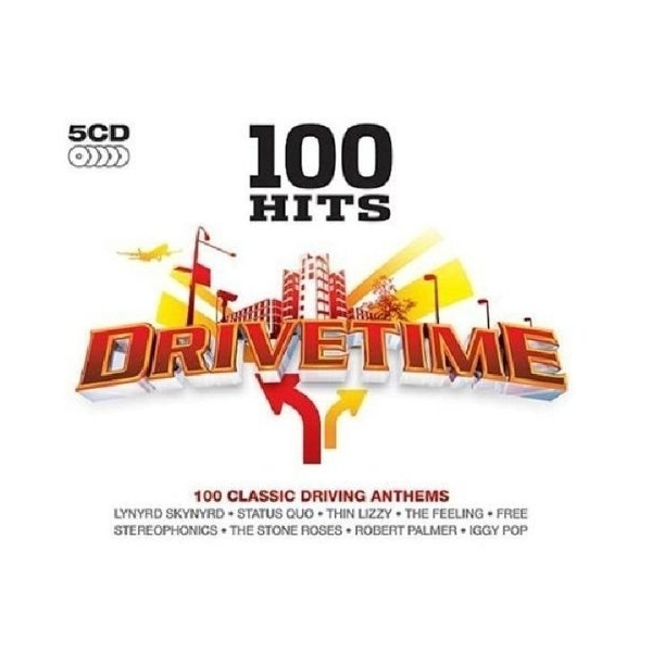 100 Hits Drivetime - Various Artists CD