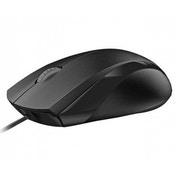Rapoo N1200 Wired Optical Mouse Black