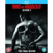 Sons of Anarchy Season 7 Blu-ray