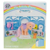 My Little Pony My Retro Pretty Parlor Playset Includes Peachy