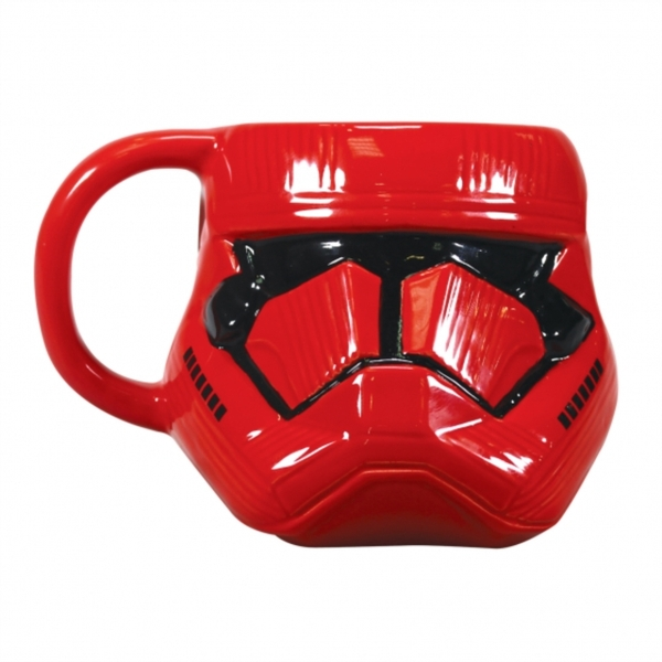 Star Wars - The Rise Of Skywalker Sith Trooper Shaped Mug