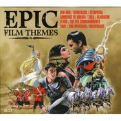 Soundtrack - Epic Film Themes CD