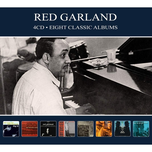 Red Garland - Eight Classic Albums CD